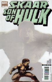 Skaar Son of Hulk #1 2nd Second Print Movie Variant